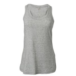 CALIA by Carrie Underwood Gray Tank, Size Large